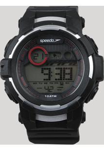 706b6afd059 ... Relógio Digital Speedo Masculino - 11009G0Evnp2 Preto - Único
