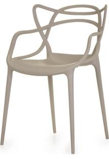 Cadeira Master Allegra Polipropileno Fendi - 28682 - Sun House
