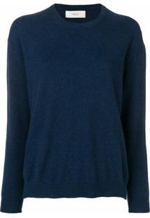 Pringle Of Scotland Suéter De Tricô - Azul