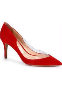 Sapato Scarpin Lara Vermelho