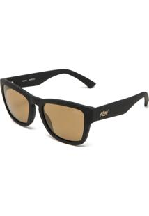 Óculos De Sol Krew Liso Preto