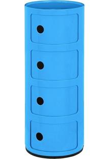 Módulo Castelli 4 Andares - Azul