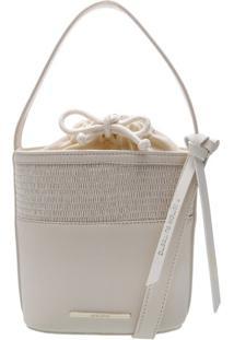 11bf88775 Bolsa Branca feminina | Shoelover