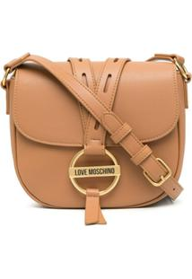 Love Moschino Bolsa Transversal Love Moschino - Marrom