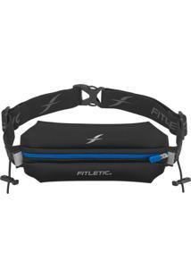 Pochete Para Corrida Neo Racing Fitletic Zíper Azul