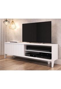 Rack Tv Até 60 Polegadas Artesano Lift 1 Porta 1 Prateleira Branco