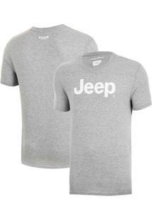 Camiseta Jeep Clássica - Masculino