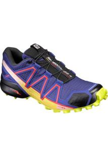 Tênis Salomon Speedcross 4 - Feminino