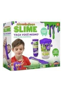 Kit Faça Slime Nickelodeon Toyng