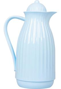 Garrafa Térmica Vintage 1 L Azul Claro