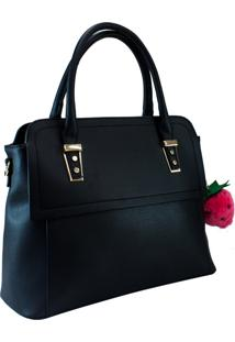Bolsa Ella Store Ca219 Preta
