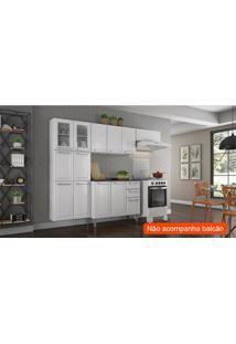 Cozinha Compacta Luce Ii 10 Pt Branca