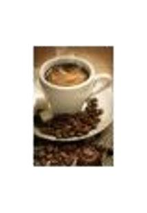 Painel Adesivo De Parede - Café - 573Pn-M