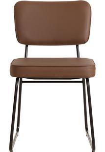 Cadeira Lucy - Marrom