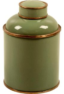 Vaso Decorativo De Porcelana Wadi I