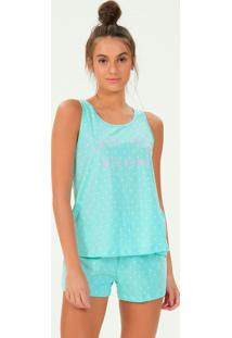 Pijama Regata Azul