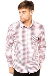 Camisa Casual Forum Branca