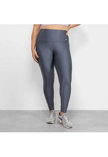 Calça Legging Alto Giro Plus Size Atlanta Termo Feminina - Feminino