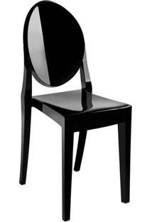 Cadeira Mari Preta