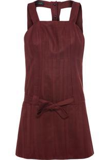 Vestido Ivana Bg - Vermelho