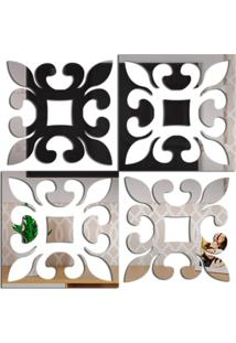 Espelho Love Decor Decorativo Kit Geométrico Único