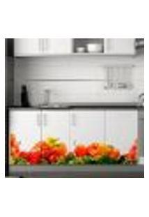 Adesivo Decorativo Para Armario Legumes 1 - Extra Grande