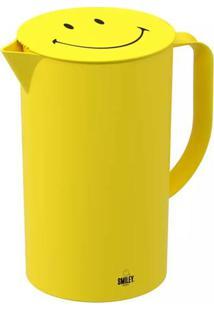 Jarra Com Tampa Brinox Casual Disney Amarelo 2L
