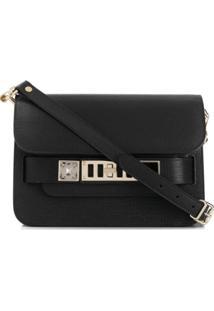 Proenza Schouler Ps11 Mini Classic Shoulder Bag - Preto
