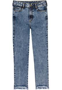 83b6aca09 Hering. Calça Jeans Feminina Na Modelagem Regular