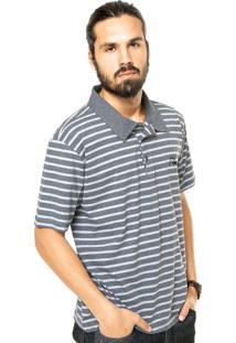 cac6fe3410 ... Camisa Polo Quiksilver Erith Po Listras
