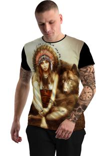 Camiseta Stompy Tattoo Rock Collection 05 Preta