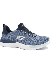 Tênis Skechers Dynamight Break Through - Feminino-Azul