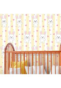 Papel De Parede Rabbit Light