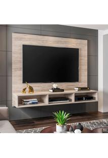 Painel Para Tv Até 55 Polegadas Quartzo Bege
