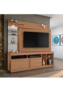 Estante Para Home Theater E Tv Até 60 Polegadas Brasil Naturale