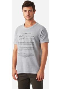 T-Shirt Foxton Time Masculina - Masculino
