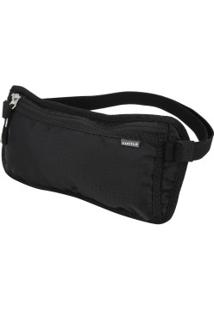 Pochete Curtlo Money Belt - Adulto - Preto