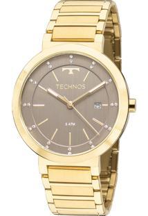 Relógio Technos Feminino Elegance 2115Ktl/4M