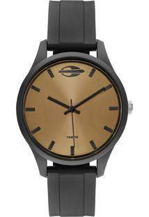 Relógio Analógico Mormaii Mo2035Js8D Preto