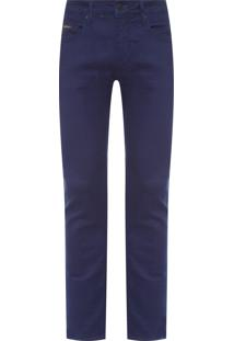 Calça Masculina Jeans Five Pockets Super Skinny - Azul