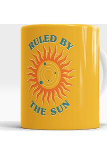 Caneca Ruled By The Sun