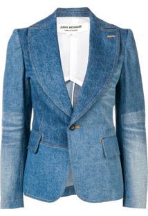 Junya Watanabe Blazer Jeans - Azul