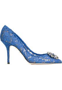 b1bb01fbc Sapato Dolce E Gabanna Floral feminino | Shoelover