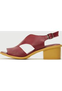 Sandália Artmello Brigitte Multicolorido - Kanui