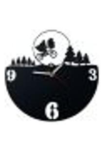 Relógio De Parede Decorativo - Modelo E.T. – O Extraterrestre