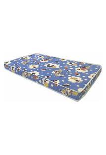 Colchao Baby Physical 60 Cm (Larg) Azul - 57519 Azul