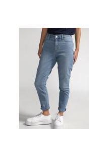 Calça Jeans Gap Skinny Estonada Azul