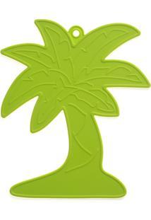 Descanso De Panela 21Cm Palmeira Verde - Quadrifoglio