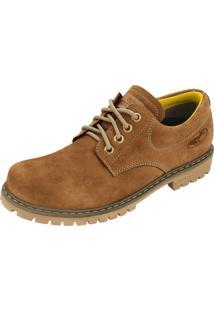 Sapato Beeton Walker401C Caramelo