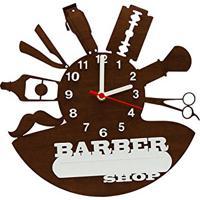 f90785461aa Relógio De Parede Mdf Vidro